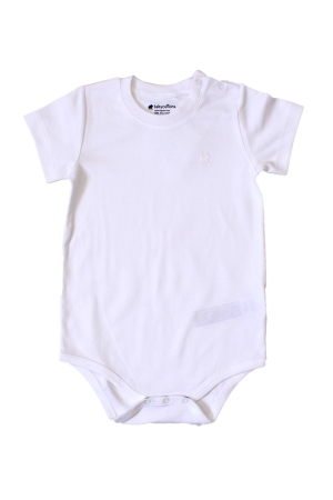 Body Pima T-Shirt Branco