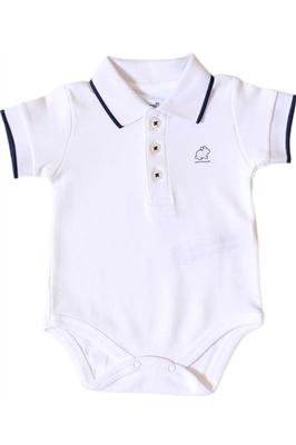 body-bebe-babycottons-pima-polo-navy